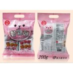 Yahoo! Yahoo!ショッピング(ヤフー ショッピング)横浜中華街 台湾 九福 動物餅乾(動物クッキー)岩塩口味(塩香味)200g(8小袋入り)、台湾スナックお菓子、懐かしい思い出(サクサク)♪