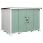 ショッピング物置 ヨド物置 エルモ LMD-2922 標準高タイプ 一般型(全国配送可)