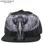MARCELO BURLON マルセロバーロン STARTER JEN キャップ CMLB002F170171051088 イタリア正規品 2017-2018AW 新品