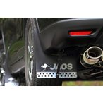 JAOS マッドガード3・エクストレイル 32系(リヤセット)