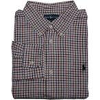 ラルフローレン ボーイズサイズ 長袖 ボタンダウンシャツ ホワイト Polo Ralph Lauren boys 874