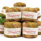 ショッピング毛糸 編み物 ダイヤ ジョルノ 10玉入|数量限定|