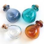 ビーズ 完成品&その他 ガラスボトル(アロマボトル) フタ付き ボトル|ビーズ|ガラス|アロマ|ボトル|シュゲール|トーカイ|