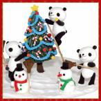 粘土 軽量粘土 天使のねんど・クレイマジック 工作キット パンダのクリスマス