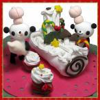 粘土 軽量粘土 天使のねんど・クレイマジック メルヘンキットパンダのスイーツクリスマス