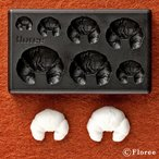 粘土 用具 押し型・抜き型 樹脂粘土用ミニ型抜き クロワッサン