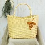 ハマナカ エコクラフト エコクラフトキット コサージュ付き楕円底バッグ|ハマナカ|キット|手作り|期間限定SALE|