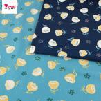 S・O・L・A 北欧フラワー 綿麻キャンバス(1m単位)|切売り 切り売り 生地 布 布地 北欧 北欧風 北欧調 北欧柄 北欧テイスト シンプル