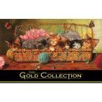 刺繍 輸入キット Dimensions ゴールドコレクション アニマル The Gold Collection Kitty Litter