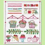 刺繍 キット オリムパス フランス刺しゅう基本ステッチキット ステッチコレクション 2