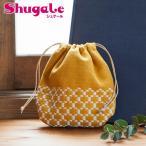 刺繍 キット piece 米山知歩さんのこぎんキット 巾着 sunflower