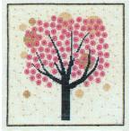刺繍 輸入キット Haandarbejdets Fremme(フレメ) 花桃の木