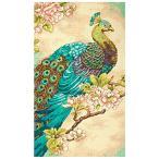 刺繍 輸入キット Dimensions クロスステッチキット Indian Peacock