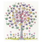 刺繍 Bothy Threads(ボシースレッズ) Love Spring (ラブ スプリング)XKA10|輸入 クロスステッチ キット