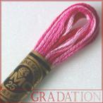 刺繍 刺しゅう糸 DMC 25番 グラデーション|期間限定SALE|
