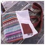 手芸材料の通販シュゲールYahoo!店で買える「【生地と同時購入で1円】参考寸法図 ショルダーバッグ」の画像です。価格は1円になります。