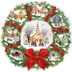 フル ダイヤモンドアート 刺繍キット クリスマスリース ダイアモンドペインティング 趣味 絵画 ハンドメイド クリスマス リース 手芸 送料無料