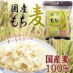 もち麦 国産100% 500g 送料無料 雑穀の王様