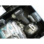 ★最新 ■マキタ 14.4V 6.0Ah インパクトドライバー TD160DRGXB 黒★ ■送料無料!