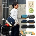 Gab・Bler(ギャブラー)GB024 フラップショルダーバッグ 鞄 かばん ショルダーバッグ メッセンジャーバッグ メンズ 男性用 旅行 トラベル 自転車 シンプル