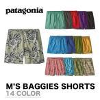 PATAGONIA �ѥ����˥� M'S BAGGIES SHORTS ��� �Х����� ���硼�� ���硼�ȡʸԲ�13cm��57021 ���硼�ȥѥ��