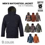 BURTON バートン ウェア メンズ MEN'S MATCHSTICK JACKET マッチスティック ジャケット スノーボード 16-17