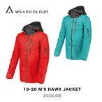 COLOUR WEAR カラー ウェア 19-20 M'S HAWK JACKET スノーボード ウエア ウェアー CLWR