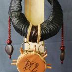 頭骨 標本 山羊の角 オブジェ 絵のモチーフ