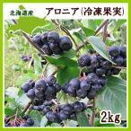 アロニア(冷凍果実)2Kg /北海道産