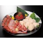 海鮮丼 お刺身セット(いくら100g 甘エビ200g ホタテ貝柱150g)北海道産