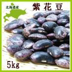 紫花豆 5kg 北海道産 はなまめ