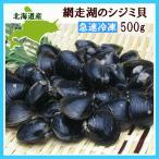 冷凍シジミ貝(500g・業務用)×1袋 北海道網走湖産