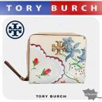 トリーバーチ TORYBURCH 財布 KIRA MIXED FLORAL BI-FOLD WALLET 財布 折りたたみ財布 二つ折り ウォレット 花柄 レディース