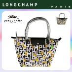 ロンシャン バッグ Longchamp LGP×ポケモン ハンドバック バッグ プリアージュ レディース トートバッグ L1621HUT067