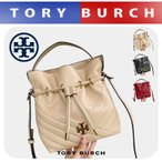 トリーバーチ TORYBURCH バッグ レディース KIRA CHEVRON MINI BUCKET BAG ショルダーバッグ ミニバケットバッグ 73561