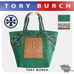 トリーバーチ TORYBURCH バッグ カバン キャンバストートグレイシー プリント リバーシブル トートバッグ トートバッグ 65044
