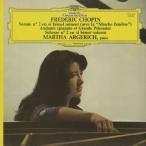 ショパン:Pfソナタ2番Op.35,アンダンテ・スピアナートOp.22,スケルツォ2番Op.31