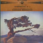 チャイコフスキー:交響曲4番Op.36/L.バーンスタイン指揮ニューヨークpo./欧PHILIPS:835 515 AY