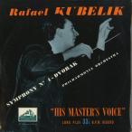 <中古クラシックLPレコード>ドヴォルザーク:交響曲4番Op.88/R.クーベリック指揮フィルハーモニアo./英HMV:ALP 1064