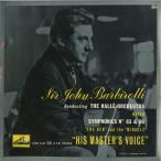 <中古クラシックLPレコード>ハイドン:交響曲83番「雌鶏」,96番「奇跡」/J.バルビローリ指揮ハレo./英HMV:ALP 1038