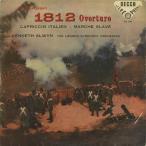 チャイコフスキー:序曲「1812年」,イタリア奇想曲,スラヴ行進曲/K.オールウィン指揮ロンドンso./英DECCA:SXL 2001