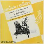 ベートーヴェン:ヴァイオリン・ソナタ5番Op.24「春」/M.オークレール(vn)G.ジョワ(pf)/仏MUSIQUE ET CULTURE:MC 3003
