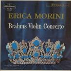 ブラームス:ヴァイオリン協奏曲Op.77/E.モリーニ(vn)A.ロジンスキ指揮ロイヤルpo./米WESTMINSTER:WST 14037