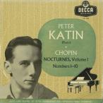 <中古クラシックLPレコード>ショパン:夜想曲1〜10番/P.ケイティン(pf)/英DECCA:LXT 5122