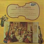 シュターミッツ:ヴィオラ協奏曲,協奏交響曲/E.ヴァルフィッシュ(va)S.ラウテンバッハー(vn)J.フェブラー/英TURNABOUT:TV 34221S