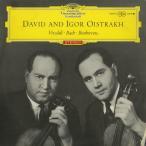 <中古クラシックLPレコード>バッハ:2つのヴァイオリンのための協奏曲BWV.1043,ベートーヴェン/I.オイストラフ、D.オイストラフ(vn)/独DGG:138 714 SLPM