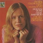 Yahoo!Silent Tone Record<中古クラシックLPレコード>ドヴォルザーク:チェロ協奏曲,森の静けさ/J.デュ・プレ(vc)D.バレンボイム指揮シカゴso./独ELECTROLA:1C 063-02164