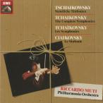 チャイコフスキー:交響曲全集(6曲),他/R.ムーティ指揮フィルハーモニアo./ニュー・フィルハーモニアo.