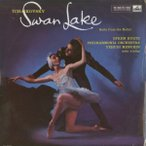 チャイコフスキー:バレエ組曲「白鳥の湖」/E.クルツ指揮フィルハーモニアo.,Y.メニューイン(vn)/英HMV:ALP 1644