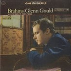 ブラームス:間奏曲集(全10曲)/G.グールド(pf)/米COLUMBIA:MS 6237